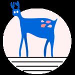 De Verbaasde Ree - Logo - Samenwerkingen - HOUTbaar