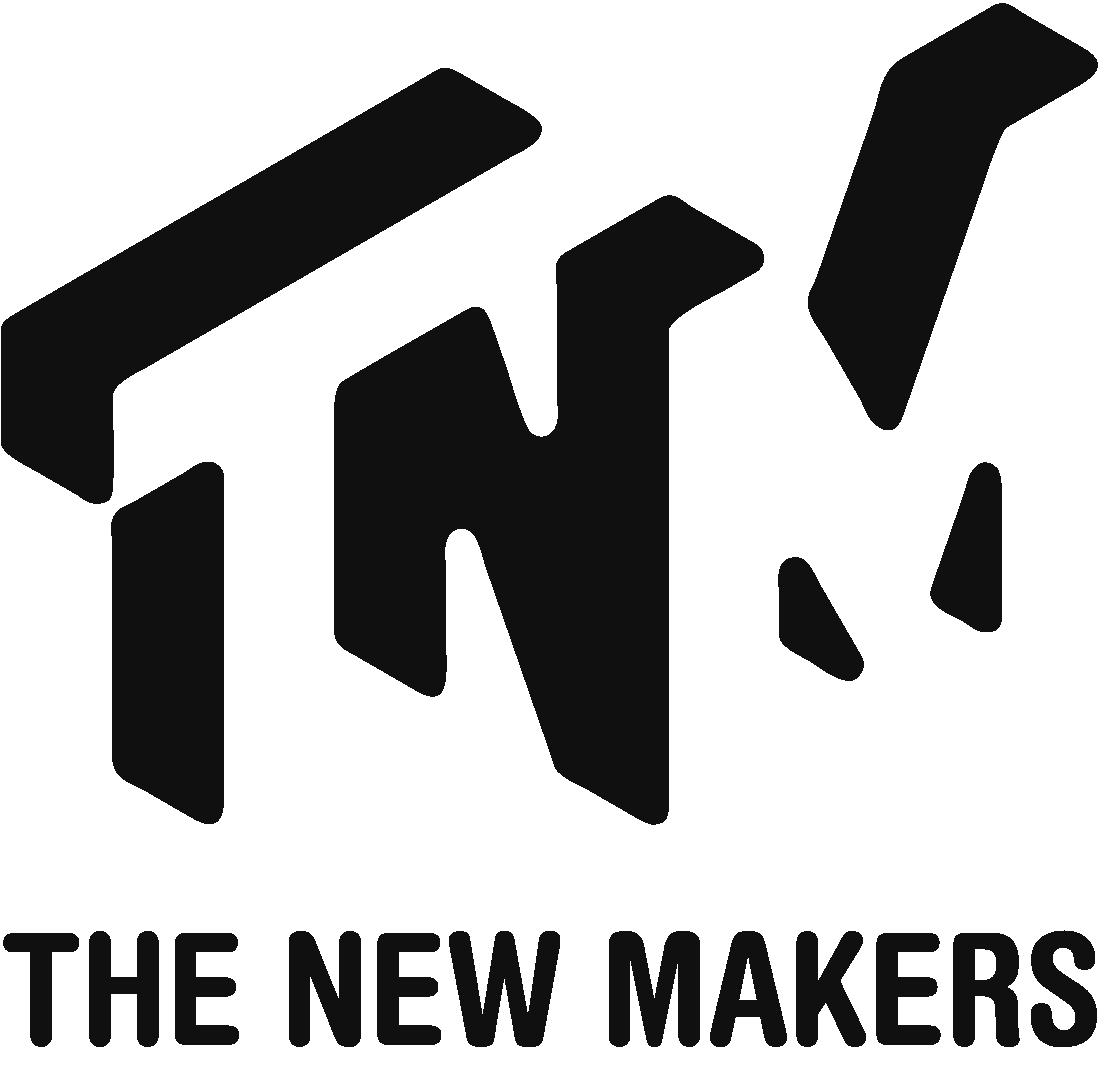 The New Makers - Logo - Samenwerkingen - HOUTbaar